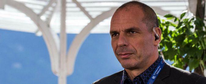"""Grecia, Varoufakis risponde a Renzi: """"Puoi gioire quanto ti pare ma non ti sei sbarazzato di me"""""""