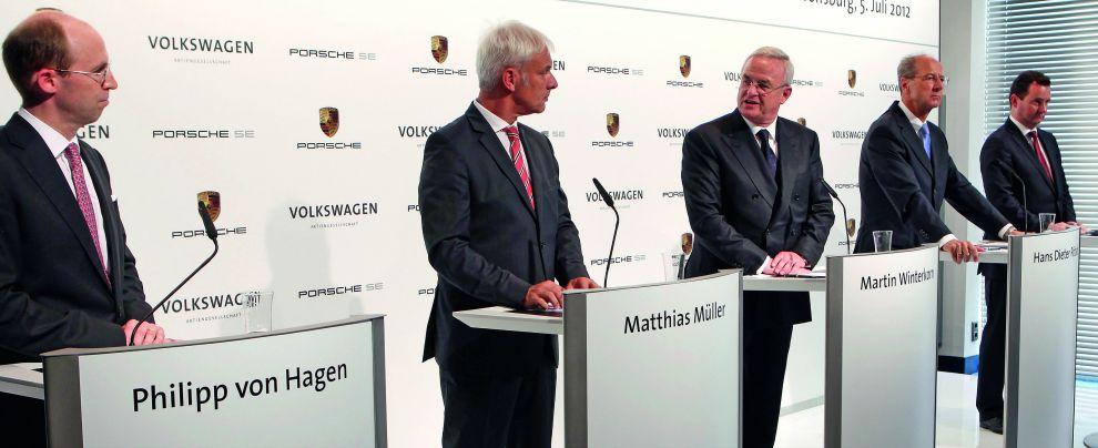 Volkswagen, quando le scuse (e la pulizia interna) non bastano