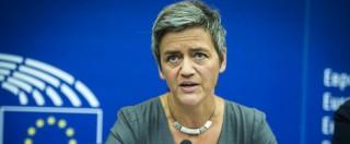 """Embraco, la commissaria Vestager: """"I fondi Ue devono creare nuovi posti, non spostarli da uno Stato all'altro"""""""
