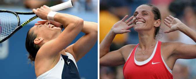 Us Open, Vinci fa il miracolo: Williams battuta. Con Pennetta sarà una finale da record: tutta italiana