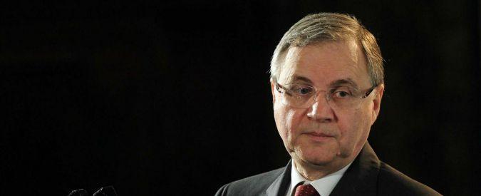 Ignazio Visco, governatore Bankitalia indagato per corruzione e truffa per vendita Banca Spoleto