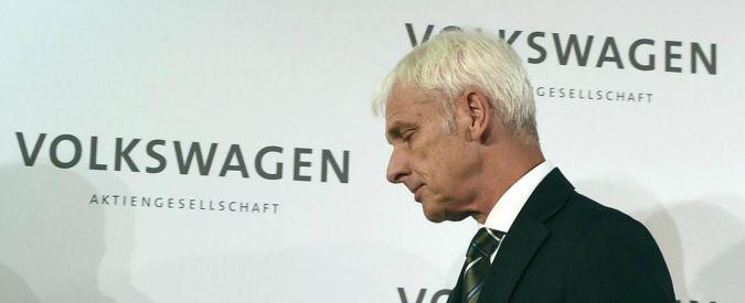 Volkswagen, spariti documenti dalla sede del governo della Sassonia