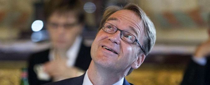 """Bce, svolta di Weidmann mentre si avvicina scadenza del mandato di Draghi: """"Il suo piano anti spread era legale"""""""