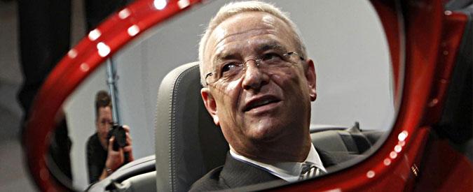 Dieselgate, incriminato negli Usa l'ex ad di Volkswagen Group Martin Winterkorn