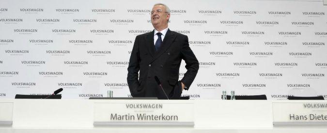 """Volkswagen, """"l'ex numero uno Winterkorn indagato anche per manipolazioni dei titoli del gruppo"""""""