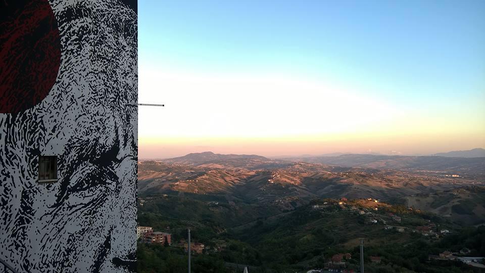 Ariano Irpino (AV), via Russo Anzani. Foto di Andrea Grasso