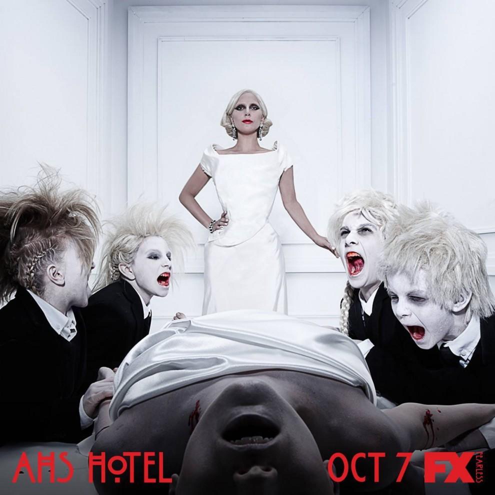 Lady Gaga, American Horror Story – quinta stagione FOX