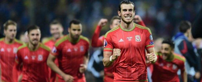 Europei 2016, storica qualificazione per il Galles di Bale. Impresa che non riuscì a leggende come Giggs e Rush