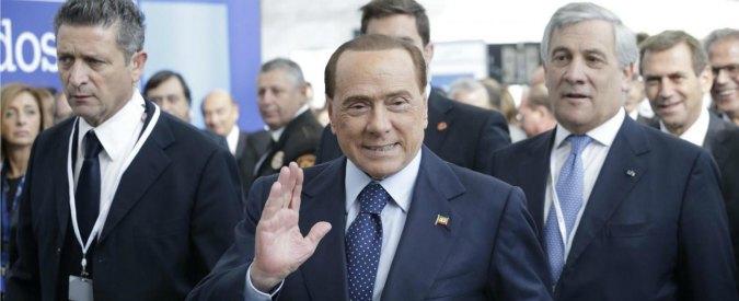 """Berlusconi torna a congresso Ppe: """"Qui contenti di vedermi. Con Merkel? Ho chiarito"""""""