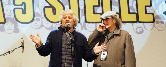 """M5S, Casaleggio: """"Al governo prima che partiti distruggano tutto"""". Grillo: """"Sogno togliere mio nome dal logo"""""""