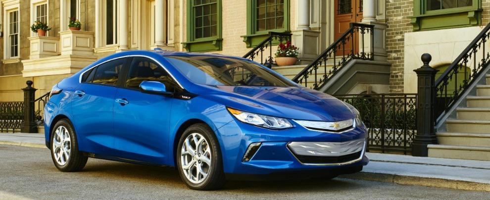 GM sperimenta la guida autonoma: una flotta di Chevrolet Volt per i dipendenti