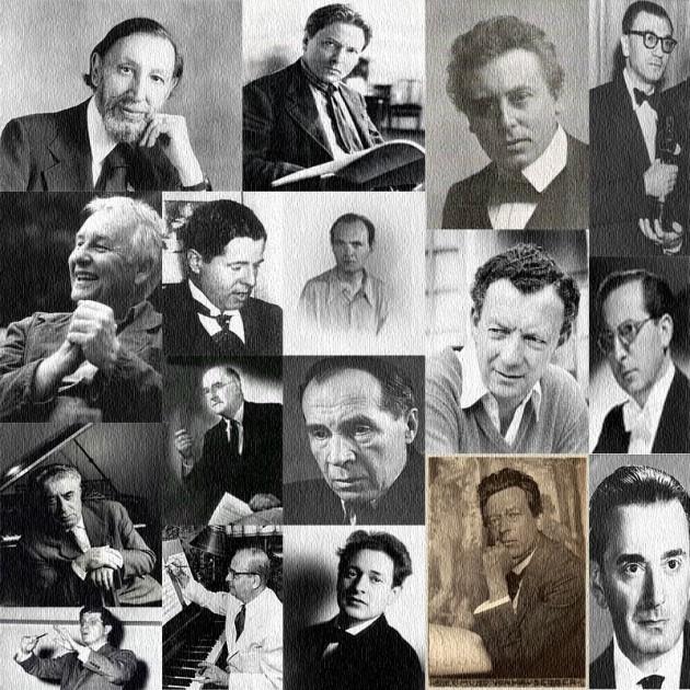 Compositori 1950