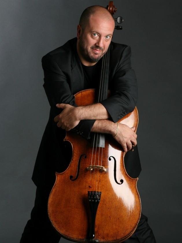Enrico Dindo musicista
