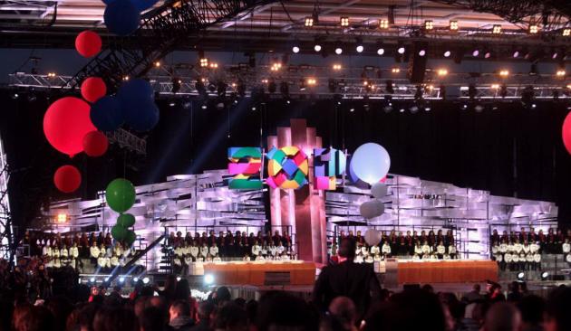 Expo cerimonia di chiusura