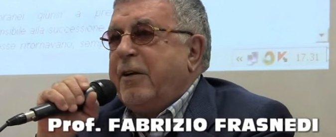 """Università Bologna, addio al prof Frasnedi: """"Insegnava ascoltando i suoi studenti"""""""