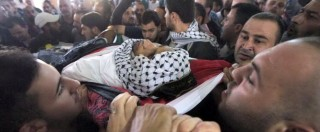 "Israele, agguati e scontri a Gaza: 7 morti e feriti tra palestinesi. Hamas: ""Intifada per liberare Gerusalemme"""