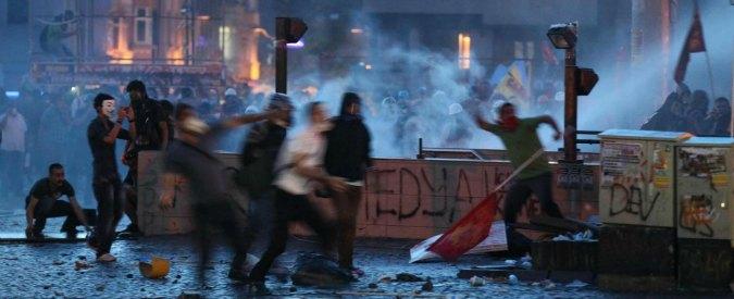 Gezi Park, condannati 244 manifestanti al processo sugli scontri del 2013