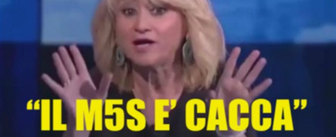 "Blog Grillo: ""Littizzetto insulta elettori M5S. Secondo voi è satira?"" (VIDEO)"