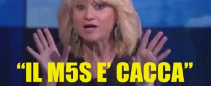 """Blog Grillo: """"Littizzetto insulta elettori M5S. Secondo voi è satira?"""" (VIDEO)"""