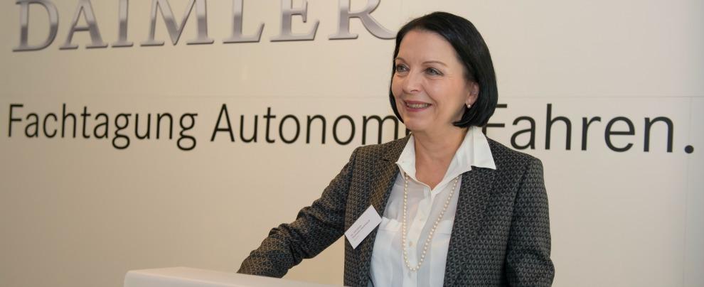 """Volkswagen chiede alla Daimler la sua """"responsabile di integrità e affari legali"""""""