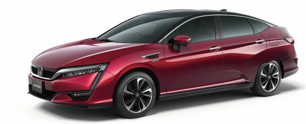 Honda FCV, dopo la Toyota Mirai, ecco la seconda auto a idrogeno di serie