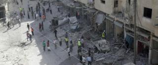 """Siria, forze di Assad al contrattacco: offensiva di terra contro i ribelli. Mosca: """"Attacchi Usa spesso su bersagli non Is"""""""