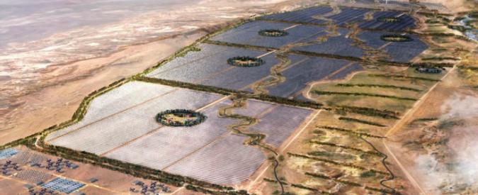 Marocco, a Ouarzazate si costruisce il più grande impianto solare del mondo