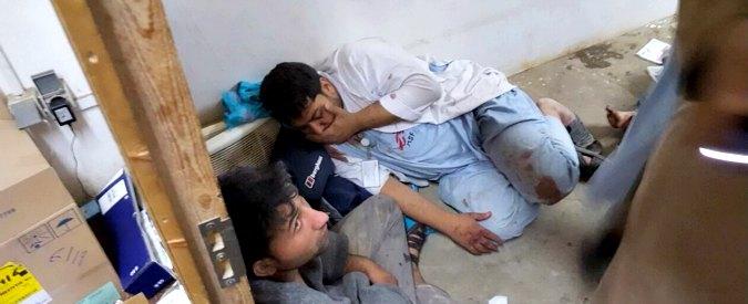 """Afghanistan, Usa: """"Raid su ospedale di Medici senza Frontiere chiesto da Kabul"""""""