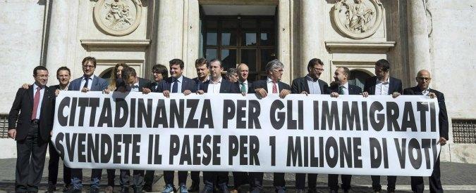 """Ius soli """"temperato"""", primo ok alla Camera. Contrari Fi, Lega Nord e Fdi. M5S si astiene"""
