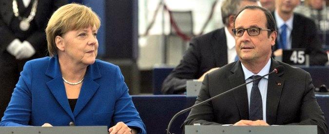 Migranti, Merkel a Parlamento Ue: 'Addio al trattato di Dublino, ora nuove regole'
