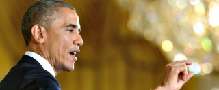 """Isis, Obama ai leader: """"Saranno i prossimi a essere colpiti. Ora progressi nella lotta siano più rapidi"""""""