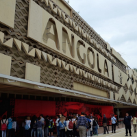 Il padiglione dell'Angola è stato premiato con l'argento nella categoria sopra i 2mila metri quadri dove la Germania si è aggiudicata l'oro.