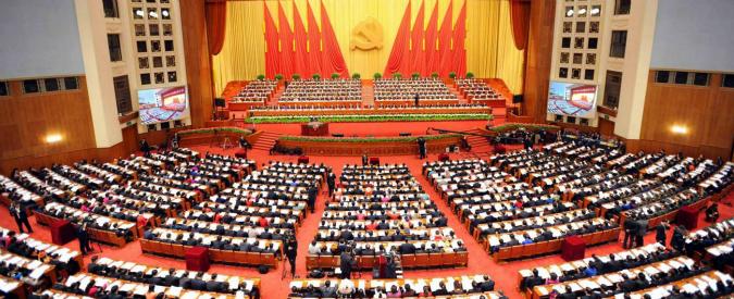 Cina, Partito comunista riunito per approvare il piano quinquennale 2016-2020