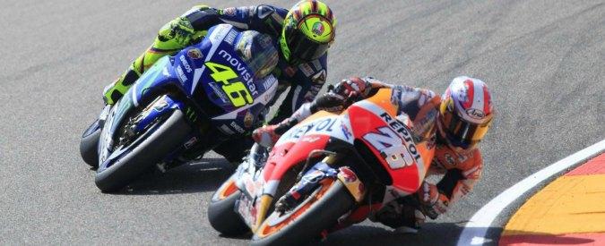 MotoGp, Pedrosa ago della bilancia: può decidere le sorti della sfida Rossi-Lorenzo per il Mondiale