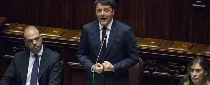 """Siria, Renzi: """"Le bombe non risolvono il problema. Migranti? L'Ue aveva torto"""""""