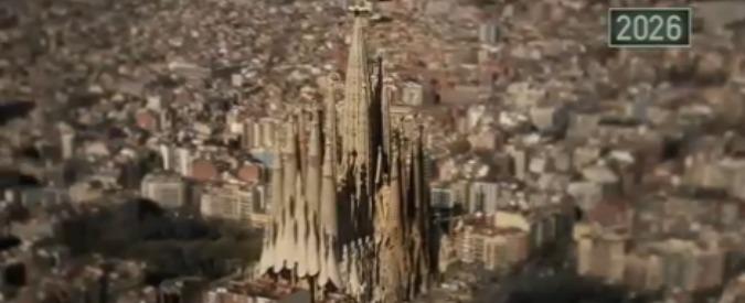 Barcellona, maxi-condono per la Sagrada Familia: 36 milioni per metterla in regola