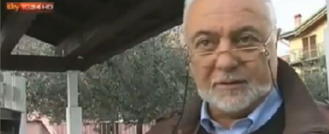 Vaprio D'Adda, Sicignano a Domenica Live attacca il giornalista Sansonetti: 'Dice cazzate. Ma che ne sa? Vada a quel paese'