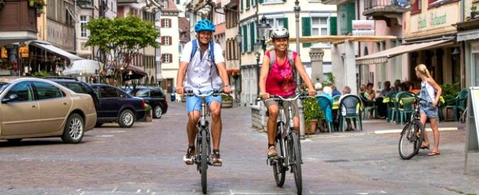 """Bici elettriche, studio svizzero: """"Troppo veloci, incidenti in aumento"""""""