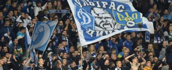 """Razzismo, Dinamo Kiev: """"Un settore dello stadio riservato ai tifosi di colore"""""""