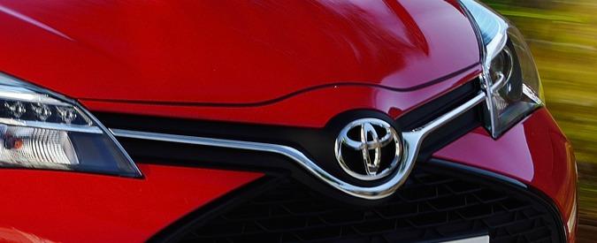 Toyota, richiamo di 6,5 milioni di veicoli per un difetto dei finestrini elettrici