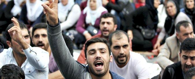 """lo stato islamico moderato e se """"Erdogan """"è moderato io sono madre Teresa di Calcutta, l'america protegge"""