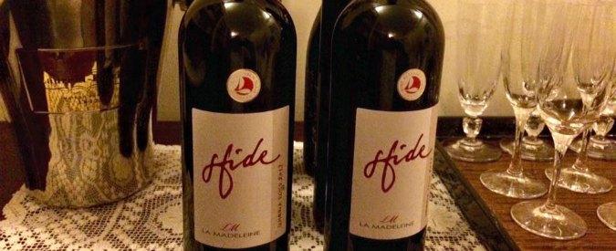 """D'Alema presenta a Londra la sua azienda di vino. """"Voglio sfidare i francesi"""""""