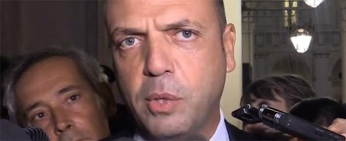 """Alfano inaugurò ristorante di Catania poi sequestrato per mafia? Lui nega: """"Querelo"""". Ma in Parlamento non smentì"""