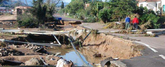 """Alluvione Olbia, la città """"esplosa"""" in 10 anni: cemento fin dentro i torrenti. Pronti 81 milioni per cantieri, solo 16 sbloccati"""