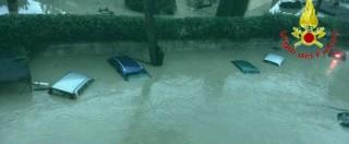 Maltempo, a Benevento 2 morti: esonda fiume Calore. Nubifragi in Sicilia e Puglia (FOTO e VIDEO)