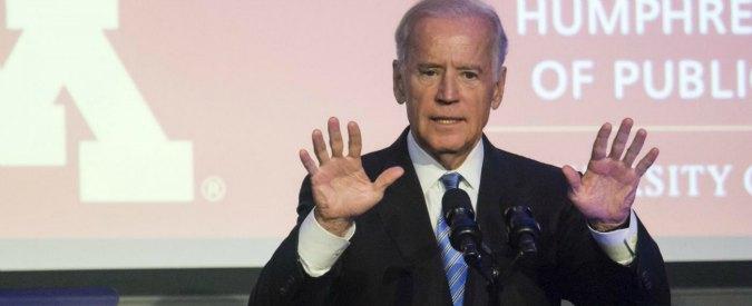"""Elezioni Usa, Biden non si candida: """"Fuori tempo"""". E rinuncia a sfidare la Clinton"""