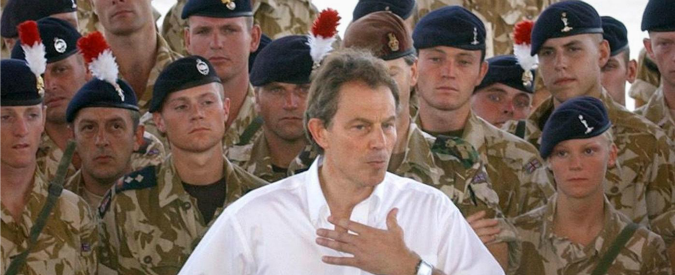 "Iraq, Tony Blair: ""Chiedo scusa per la guerra, ha favorito la nascita dell'Isis"""