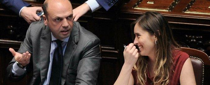 Governo Renzi, la classifica dei ministri: Boschi la più popolare. Ultimo Alfano