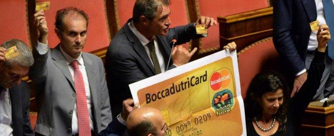 Finanziamento partiti, voto lampo per i soldi senza verifiche dei bilanci. Tutti d'accordo tranne M5S, Sel e Lega