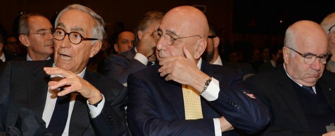 Franco Carraro verso il ritorno in Figc: per lui Tavecchio ha pronta la presidenza della Commissione Grandi Rischi